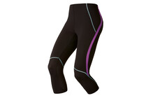 Odlo Ladies Tights 3/4 COSMOS black/violet